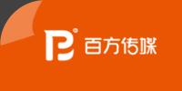 百方传媒logo